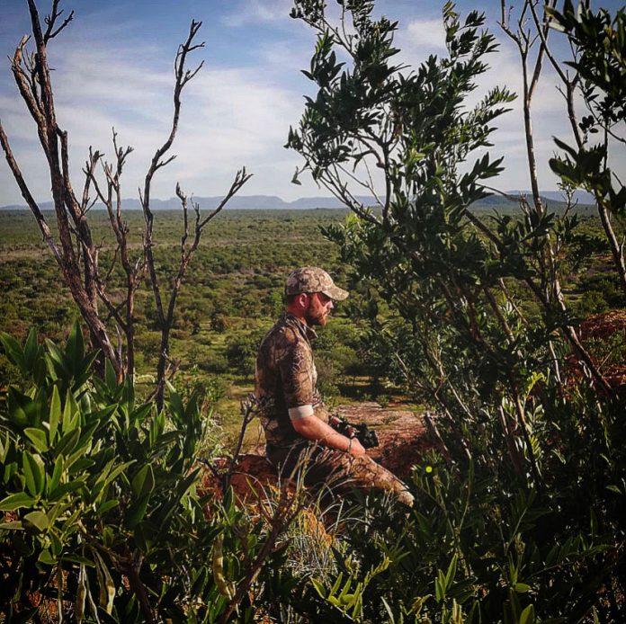 Charly hôte de chasse chez journee de chasse