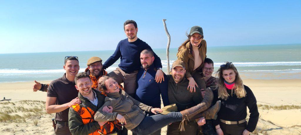 Club des jeunes chasseurs d'Île de France