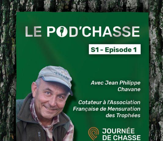 Jean Philippe Chavane cotateur à l'Association Française de Mensuration des Trophées (AFMT)