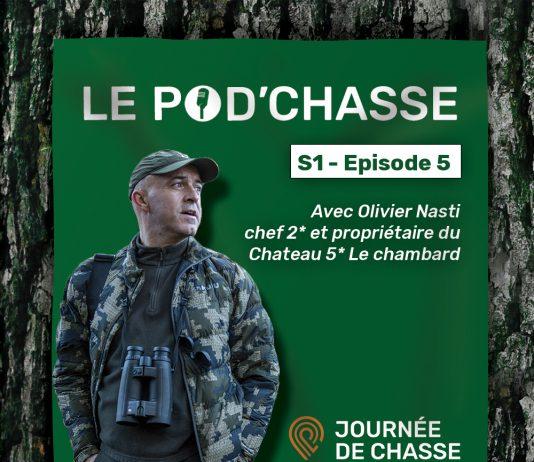 Podcast Olivier Nasti